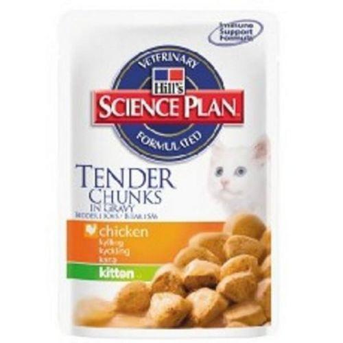 Hill´s Pet Nutrition Hills Feline kapsa Kitten Kuře 100g cena od 0,00 €