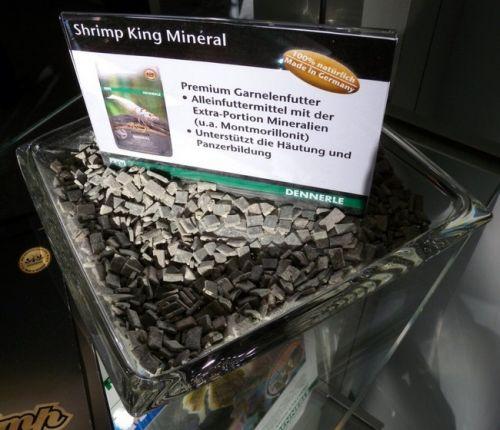 Krmivo Dennerle Shrimp King Mineral