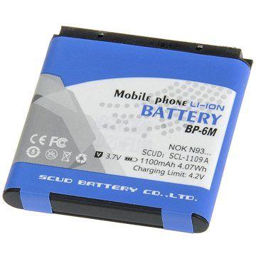 Avacom baterie pro Nokia 6233, 9300, N73 cena od 0,00 €