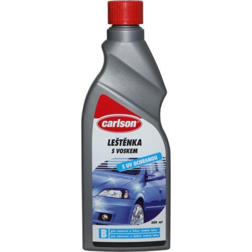 Autokosmetika Carlson AUTOLEŠTĚNKA S VOSKEM 500 ML cena od 0,00 €