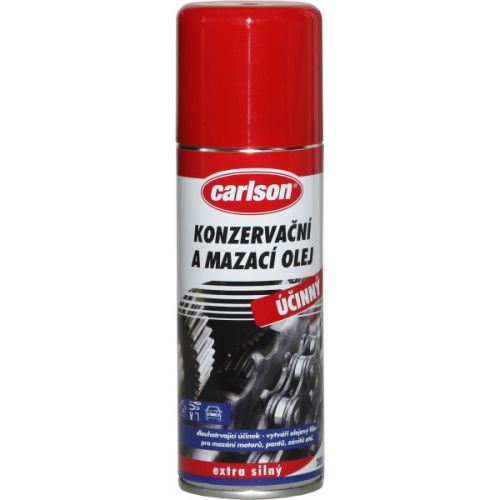 Autokosmetika Carlson KONZERVAČNÍ A MAZACÍ OLEJ 200ML cena od 0,00 €