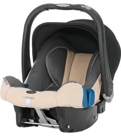 Römer Baby-safe plus 2 SHR Organic nature cena od 0,00 €