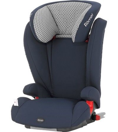 Autosedačka Römer KIDFIX Belly Button 15-36kg Blue Star 2012 sivá/modrá cena od 0,00 €
