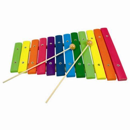 Bino Xylofon - 12 tónů..