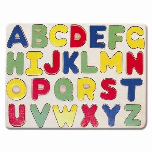 Puzzle Bino abeceda