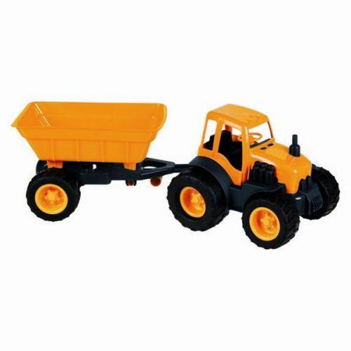 Bino Traktor s přívěsem Bino..