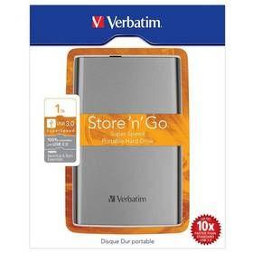 Externý pevný disk Verbatim Store 'n' Go 1TB USB 3.0 (53078)
