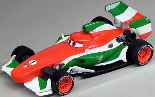Carrera GO 61194 Disney Cars 2 Francesco Bernoulli..