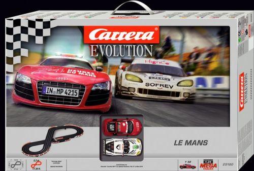 Autodráha Carrera Evolution 25180 Le Mans cena od 0,00 €