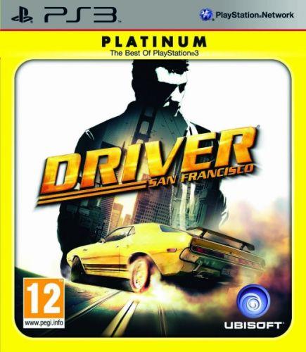 Hry PS3 Driver San Francisco Platinum (USP301152)