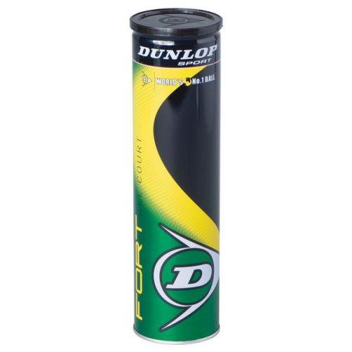 Tenisové doplnky - loptičky Dunlop Fort All Court