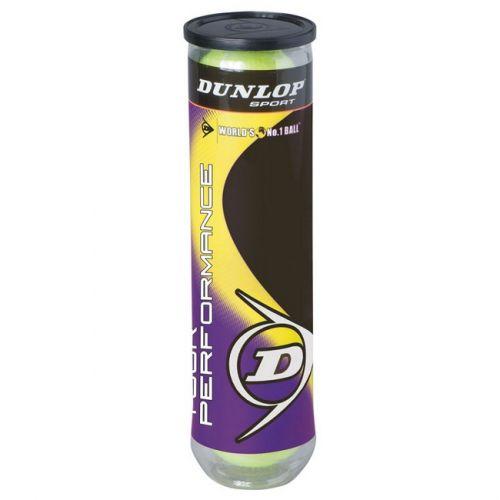 Tenisové doplnky - loptičky Dunlop Performance
