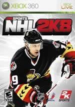2kgames NHL 2K8 XBOX360 cena od 0,00 €