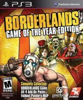2kgames Borderlands (Game of the Year Edition) PS3 cena od 0,00 €