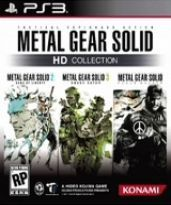 KONAMI - Metal Gear Solid HD Collection pro PS3