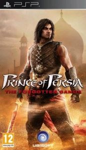 Ostatní SONY PSP Prince of Persia The Forgotten Sands Essentia EUSPP1710
