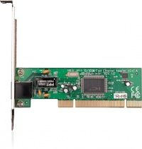 TP-LINK TF-3200 PCI 10/100Mbps Network Adapter, IC Plus...