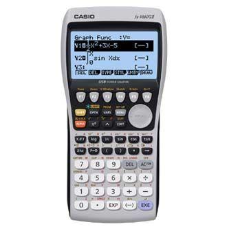FX 9860G II (b) CASIO
