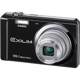 EX ZS6 BKDSC Exilim CASIO