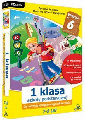 . Dzieciak na 6: 1 Klasa szkoły podstawowej (PC) Avalon cena od 0,00 €