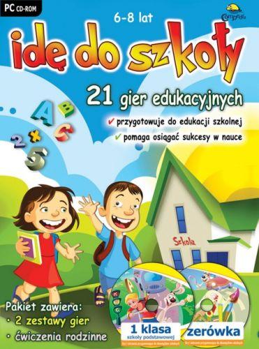 . Idę do szkoły Dzieciak na 6 Pak (PC) Avalon cena od 0,00 €