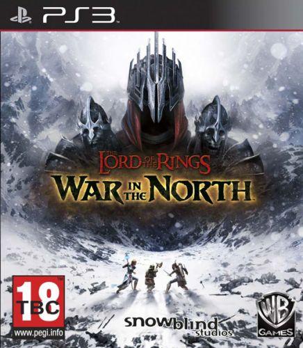 . Władca Pierścieni: Wojna na Północy - 3D FOB (PS3) cena od 0,00 €
