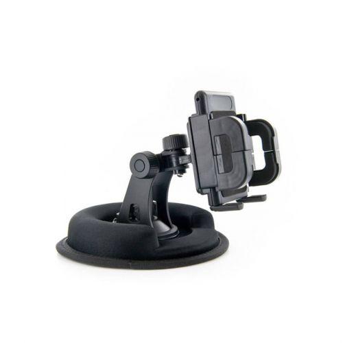 4World Uniwersalny samochodowy uchwyt GSM/PDA/GPS, 37-103mm, na szybę, na kokpit cena od 0,00 €
