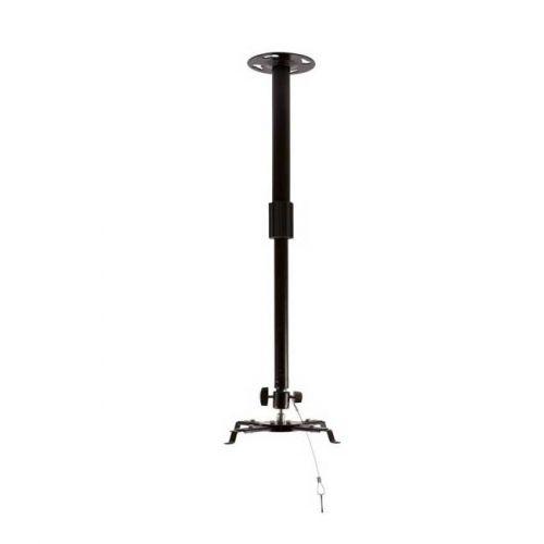 4World Uchwyt sufitowy do projektorów uchylny/regulowana wysokość max.8kg BLK cena od 0,00 €
