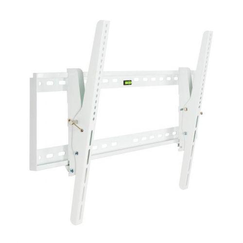 """4World Uchwyt ścienny do LCD 30""""-54"""" uchylny 15° max.60kg WHT cena od 0,00 €"""