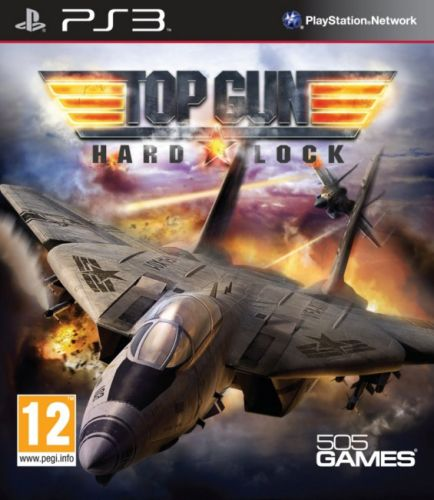 505GAMES Top Gun: Hard Lock pro PS3 cena od 0,00 €