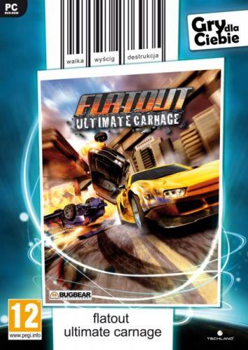 . Gry dla Ciebie: Flatout Ultimate Carnage (PC) cena od 0,00 €