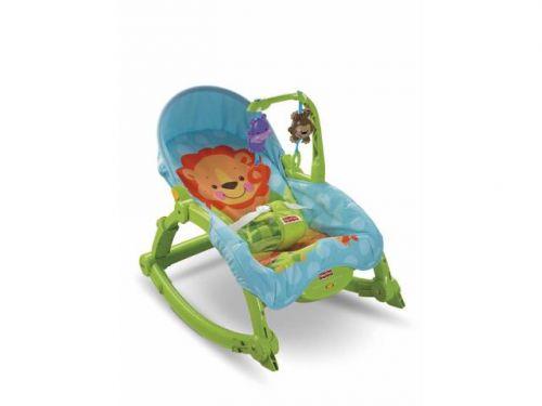 Mattel Fisher Price Prenosné sedadlo od bábätka po batoľa