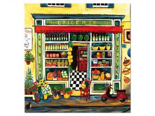 Alltoys CZ+ Puzzle Obchod s potravinami 1000 dielikov