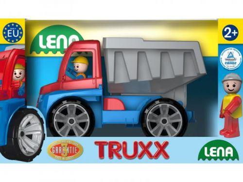 Lena Autá Truxx sklápač v krabici