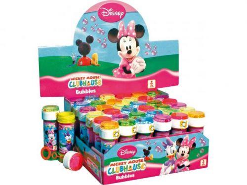 Dulcop Bublifuk Disney Minnie 4 druhy 60 ml