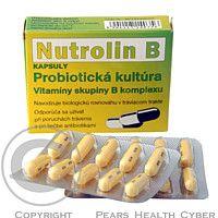 CIPLA BOMBAY CENTRAL, BOMBAY Nutrolin-B kapsle želat.tob.20