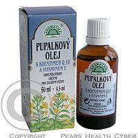 AROMATICA CZ AROMATICA Pupalkový olej s koenzym Q10 a vitamín E 50 ml