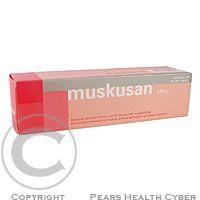 Altermed Muskusan masážní gel, 120g