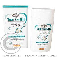 DR.MüLLER Tea Tree Oil mycí gel pro intimní hygienu 200ml