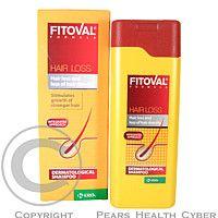 dacd78ce9 Krka p.o. FITOVAL ANTI-HAIR LOSS SHAMPOO 200ml Šampón-aktívna starostlivosť proti  vypadávaniu vlasov