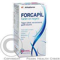SD PHARMA FORCAPIL predstavuje dokonalé zloženie vitamínov pre Vaše krásne vlasy a nechty. Výživový doplnok na zlepšenie rastu a sily vlasov a nechtov