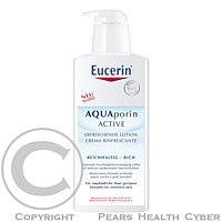 Eucerin AQUAporin ACTIVE Tělové mléko Eucerin lehká textura 400ml