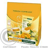 Terezia Company Dárkové balení kosmetiky Rakytník a lipový květ