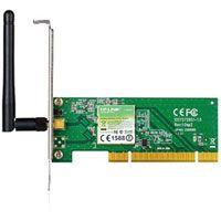 TP-Link TL-WN751ND 150Mbps Wireless PCI karta