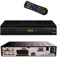Synaps CHD-3000 CI CX PVR DVB-C HD prijímač