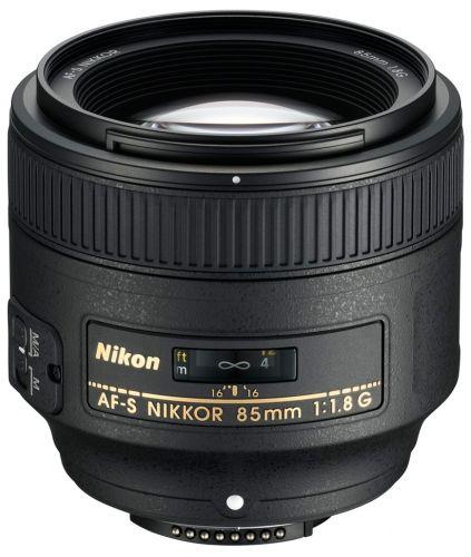 Nikon AF-S FX Nikkor 85mm f/1.8 G