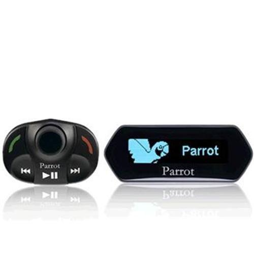 NoName GSM Bluetooth HF do vozu Parrot MKi 9100 M2, model včetně OLED