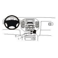 Brodit proClip Mitsubishi Montero 01-07