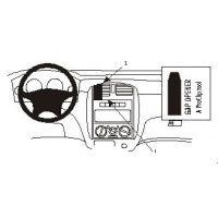 Brodit proClip Mazda Premacy 00-04 For Europe Center mount