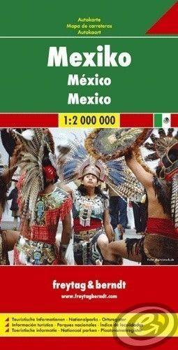 Freytag & Berndt Mexiko - AK 169